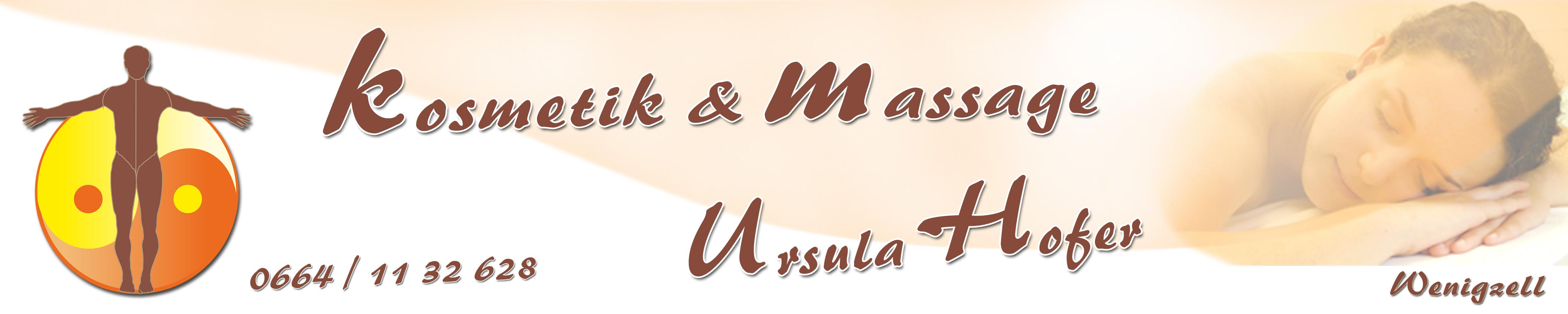 Kosmetik & Massage Ursula HOFER Wenigzell